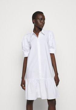Bruuns Bazaar - ROSIE ALISE - Blousejurk - white