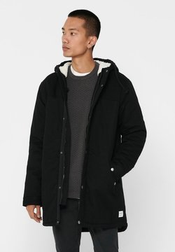 Only & Sons - Wintermantel - black
