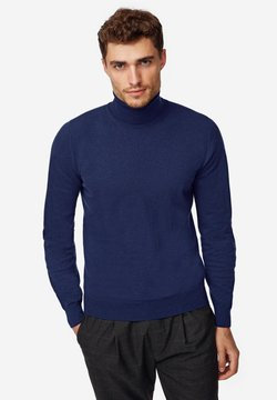Falconeri - Strickpullover - mottled royal blue