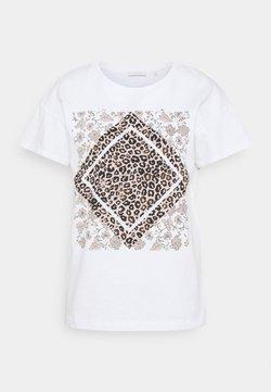 Rich & Royal - T-Shirt print - white