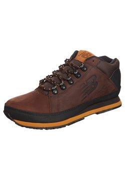 New Balance - Sneaker low - brown/yellow