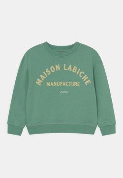 Maison Labiche - PEREIRE MANUFACTURE UNISEX - Sweatshirt - celadon