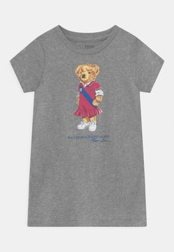 Polo Ralph Lauren - BEAR - Jerseykleid - andover heather