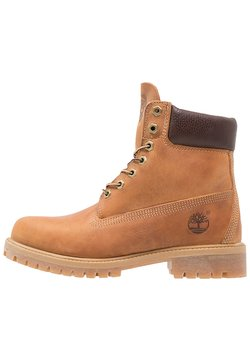 Timberland - HERITAGE 6 IN PREMIUM - Schnürstiefelette - burnt orange