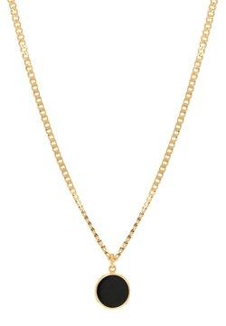 LOLA - Fine Curb - Halskette - gold