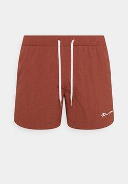 Champion - BEACH - Shorts da mare - bordeaux
