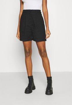 Monki - NIMMI SUITING  - Shorts - black dark unique