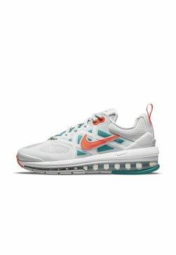 Nike Sportswear - AIR MAX GENOME - Sneakers laag - photon dust/white/turbo green/hyper grape