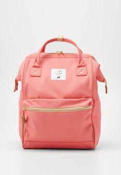 anello - STANDARD TOTE PATCH LOGO UNISEX - Reppu - pink