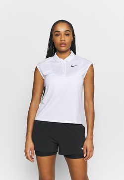 Nike Performance - VICTORY  - Funktionsshirt - white/black