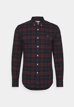 Farah - BREWER CHECK - Hemd - farah red