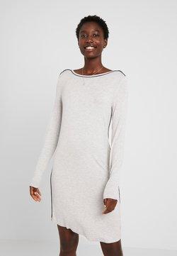 Esprit - JAYLA NIGHTSHIRT MELANGE  - Nachthemd - light grey