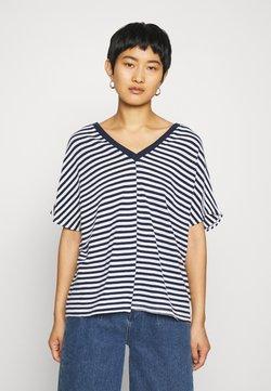Hope - DROP - T-shirt imprimé - navy