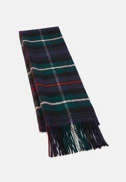 Johnstons of Elgin - 100% Cashmere Tartan Scarf - Szal - green/multi-coloured