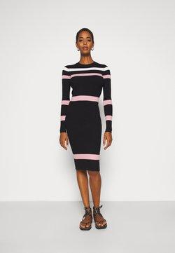 Anna Field Tall - Jumper dress - black