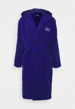 EA7 Emporio Armani - SEA WORLD CORE BATHROBE - Dressing gown - mazarine