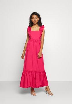 Miss Selfridge - POPLIN - Maxi dress - pink