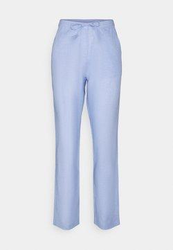 Nümph - NUBOHEME PANT - Trousers - airy blue