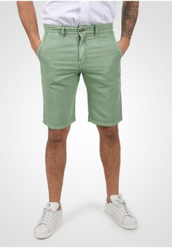 Solid - Shorts - hedge gree