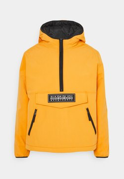Napapijri The Tribe - RAINFOREST TAIKA UNISEX - Windbreaker - yellow solar