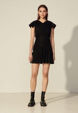 sandro - ODETTE - Cocktailkleid/festliches Kleid - noir