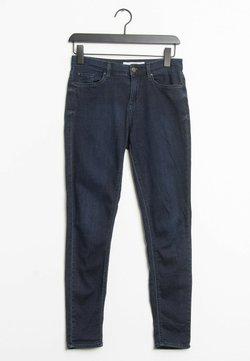 Topshop - Jean slim - blue
