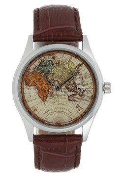 CHPO - VINTAGE WORLD - Horloge - dark brown