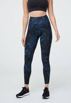 OYSHO - Tights - dark blue