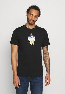 Nike Sportswear - TEE FOOD RAMEN - Print T-shirt - black