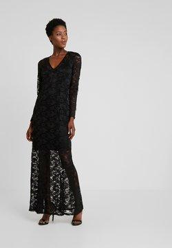 Rosemunde - LONG LACE DRESS - Vestido de fiesta - black