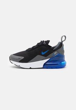 Nike Sportswear - AIR MAX 270  - Matalavartiset tennarit - black/cool grey/white