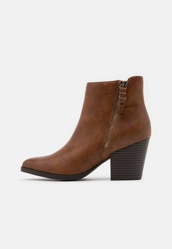 Refresh - Ankle boots - camel