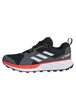 adidas Performance - TERREX TWO TRAIL RUNNING SHOES - Zapatillas de trail running - black