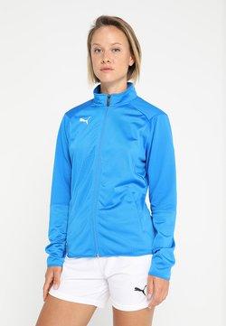 Puma - LIGA - Trainingsjacke - electric blue lemonade/white