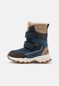 Bisgaard - EDDIE - Snowboot/Winterstiefel - blue