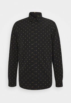 Scotch & Soda - REGULAR FIT - Hemd - black