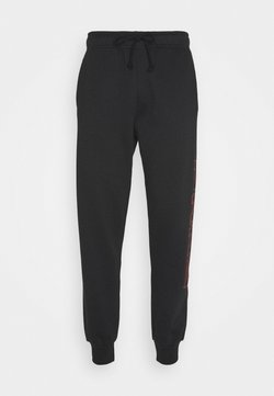 PRAY - PRAY JOGGER UNISEX - Trainingsbroek - black