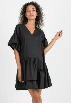 ATTESA - RACHELE - Sukienka letnia - black