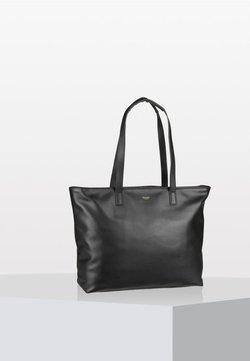 Knomo - MAYFAIR  - Shopping Bag - black