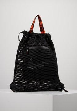 Nike Sportswear - ESSENTIALS UNISEX - Reppu - black/white