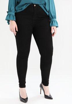 Dorothy Perkins Curve - Jeans Skinny Fit - black