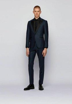 BOSS - RENDAL/WILDEN - Anzug - dark blue