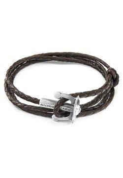 Anchor & Crew - Bracelet - dark brown