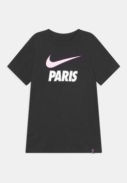 Nike Performance - PARIS ST. GERMAIN CLUB TEE - Pelipaita - black