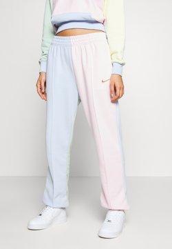Nike Sportswear - PANT  - Jogginghose - hydrogen blue/pink foam