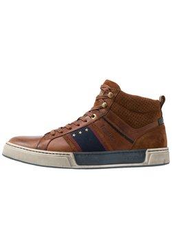 Pantofola d'Oro - CERVARO UOMO MID - Sneakers hoog - tortoise shell