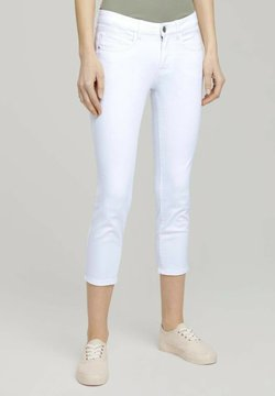 TOM TAILOR - ALEXA - Jeans Skinny Fit - white
