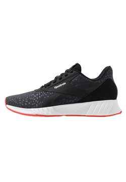Reebok - LITE PLUS 2.0 - Zapatillas de running neutras - black/carote/white