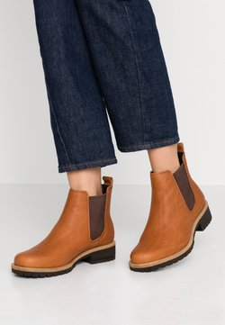 ECCO - ELAINE - Ankle Boot - amber