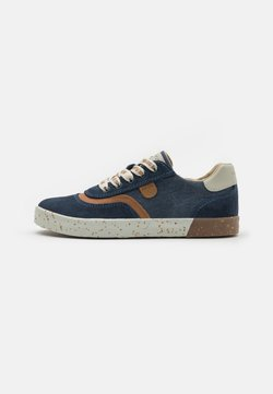 Geox - KILWI BOY WWF - Sneaker low - navy